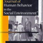 Journal of Human Behavior cover